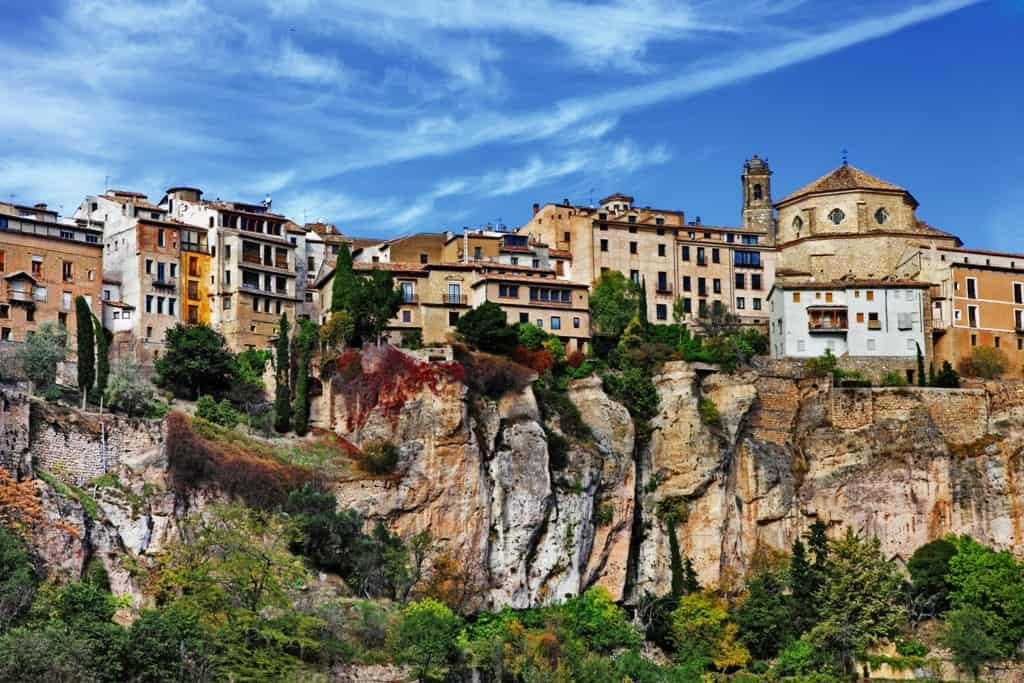 Cuenca is a great day trip from Madrid