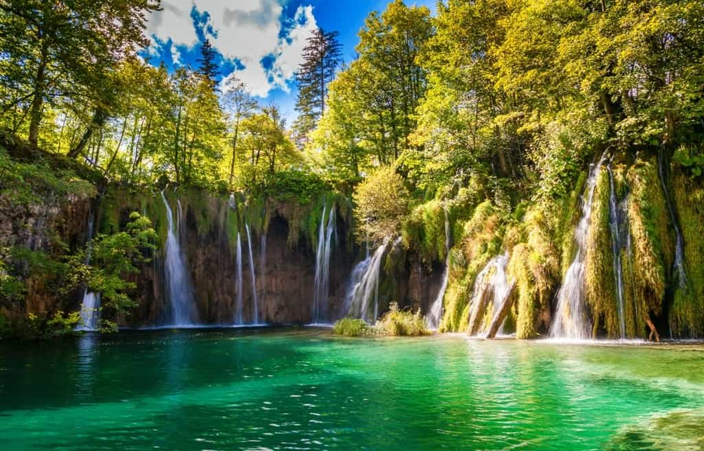 Plitvice Lakes National Park - Popular Places to Visit in Croatia