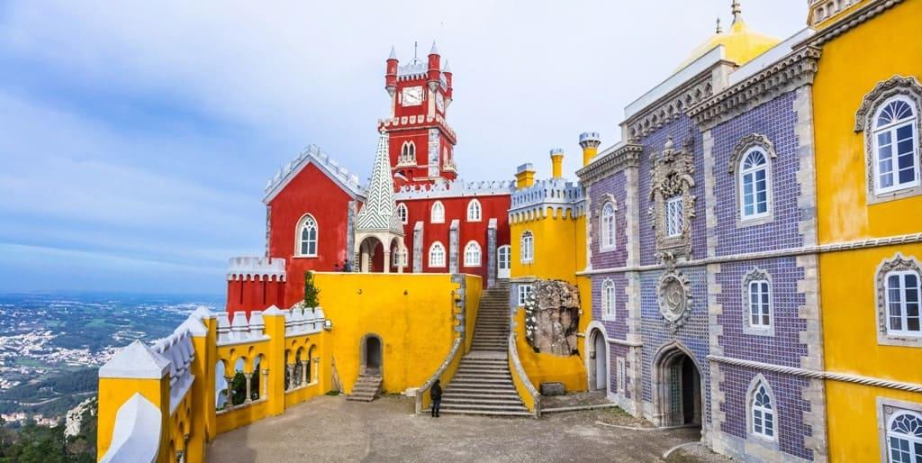 Palacio da Pena - 4 day Lisbon itinerary
