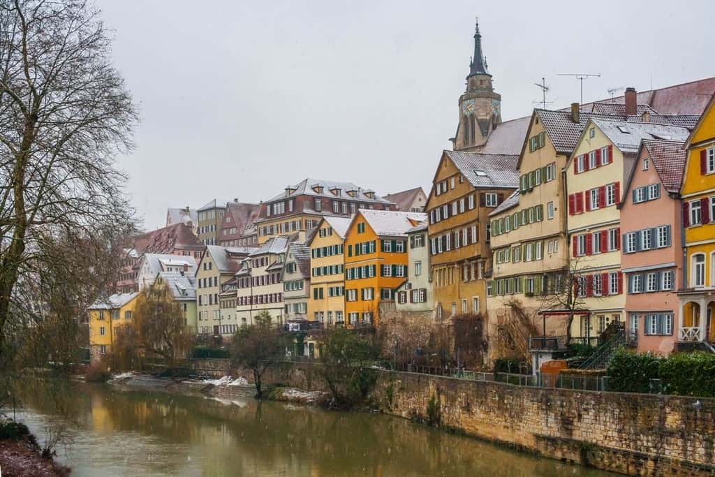 Tübingen -Best places to visit in Germany in winter