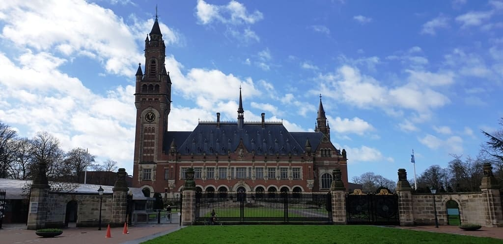 The Peace Palace - Things to do in The Hague
