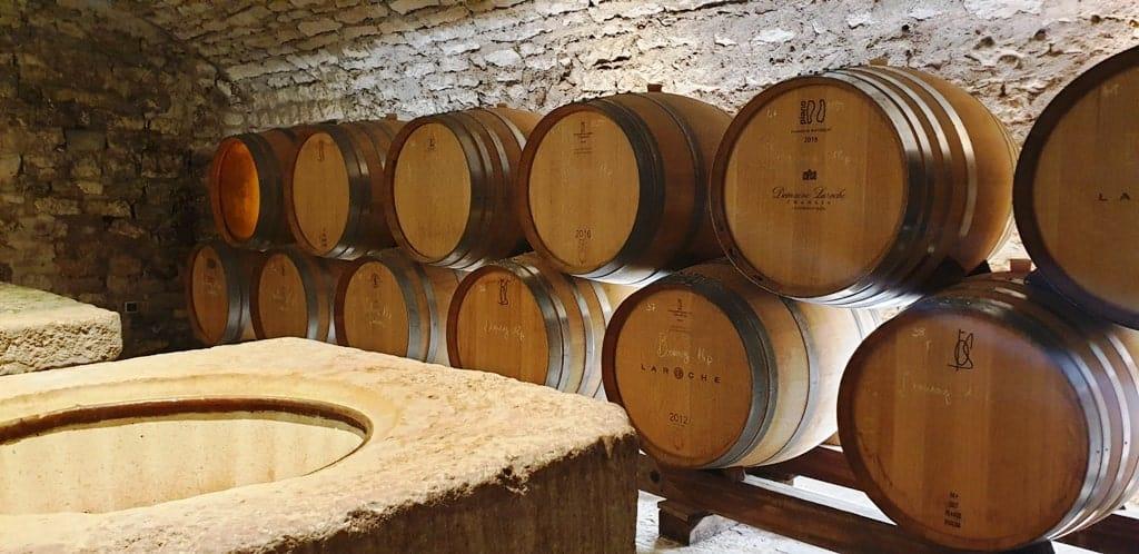 Domaine Laroche - Chablis wine