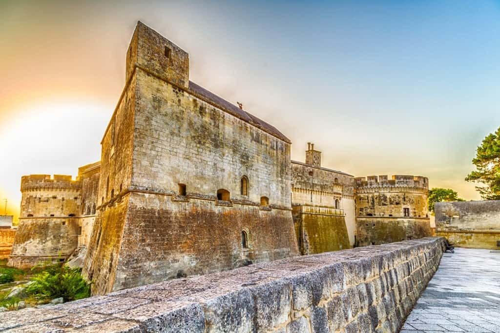 Acaya fortress - things to do in Puglia
