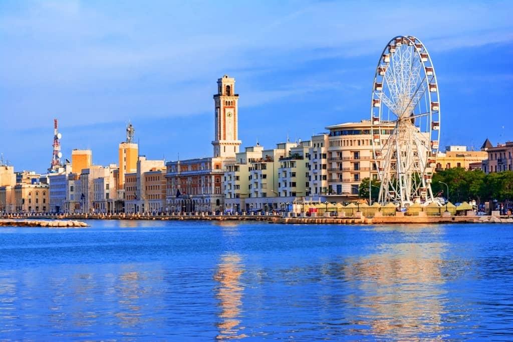 Bari Adriatic Coast town