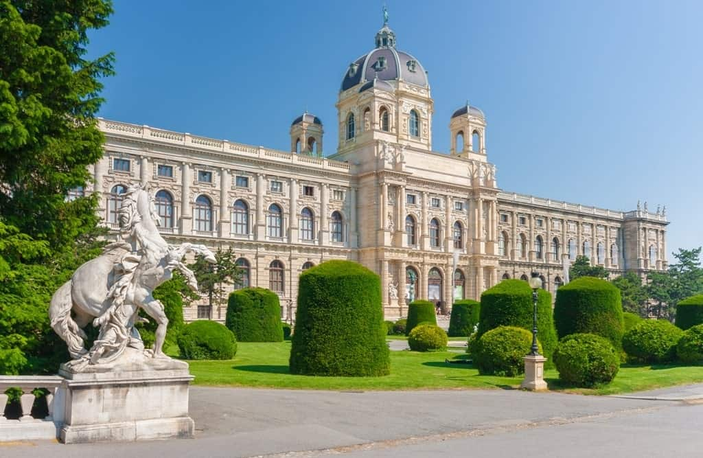 Natural History Museum Vienna - 7 days in Austria