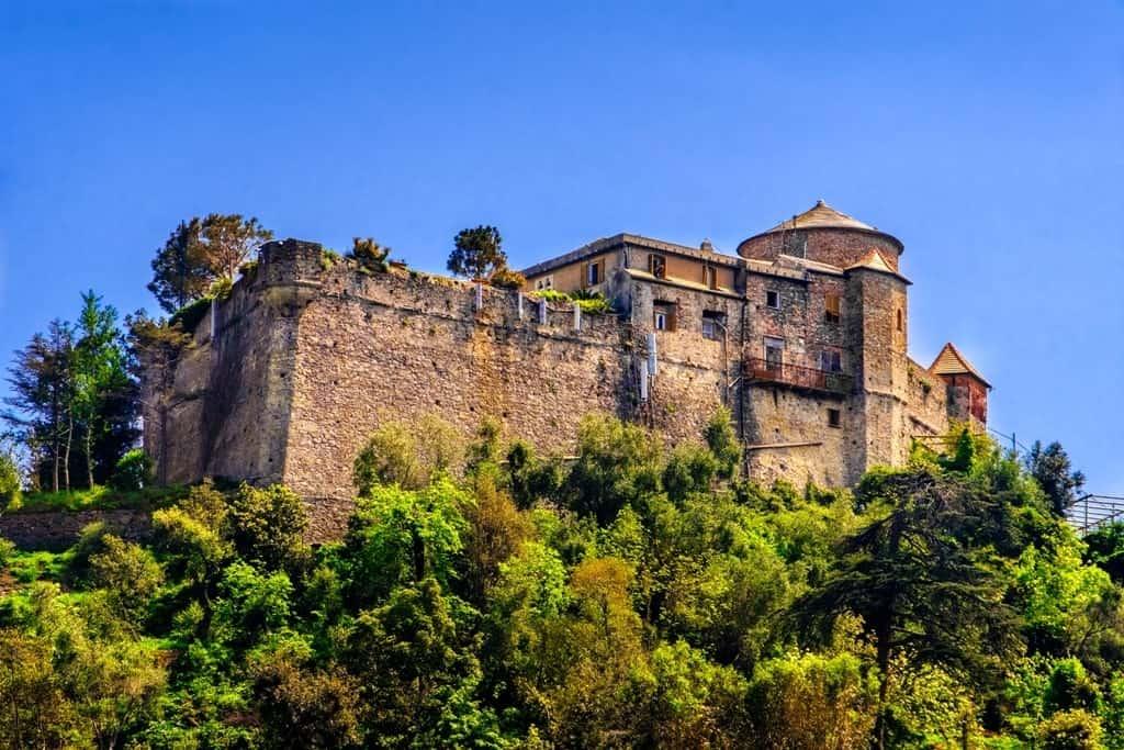 Castel Brown - Portofino things to do