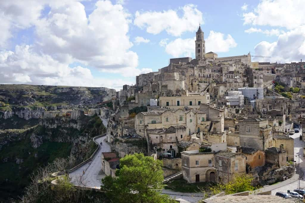 Matera - Southern Italy itinerary