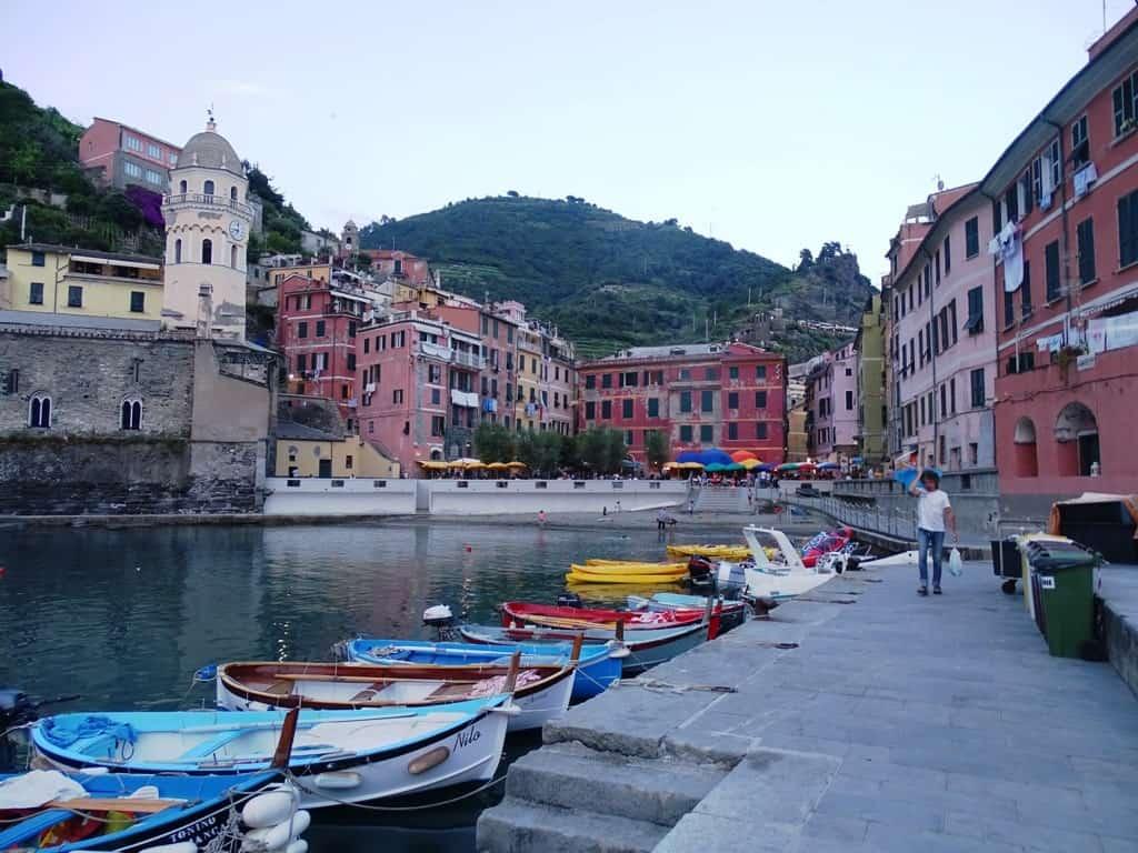 Vernazza - 2 days in Cinque Terre