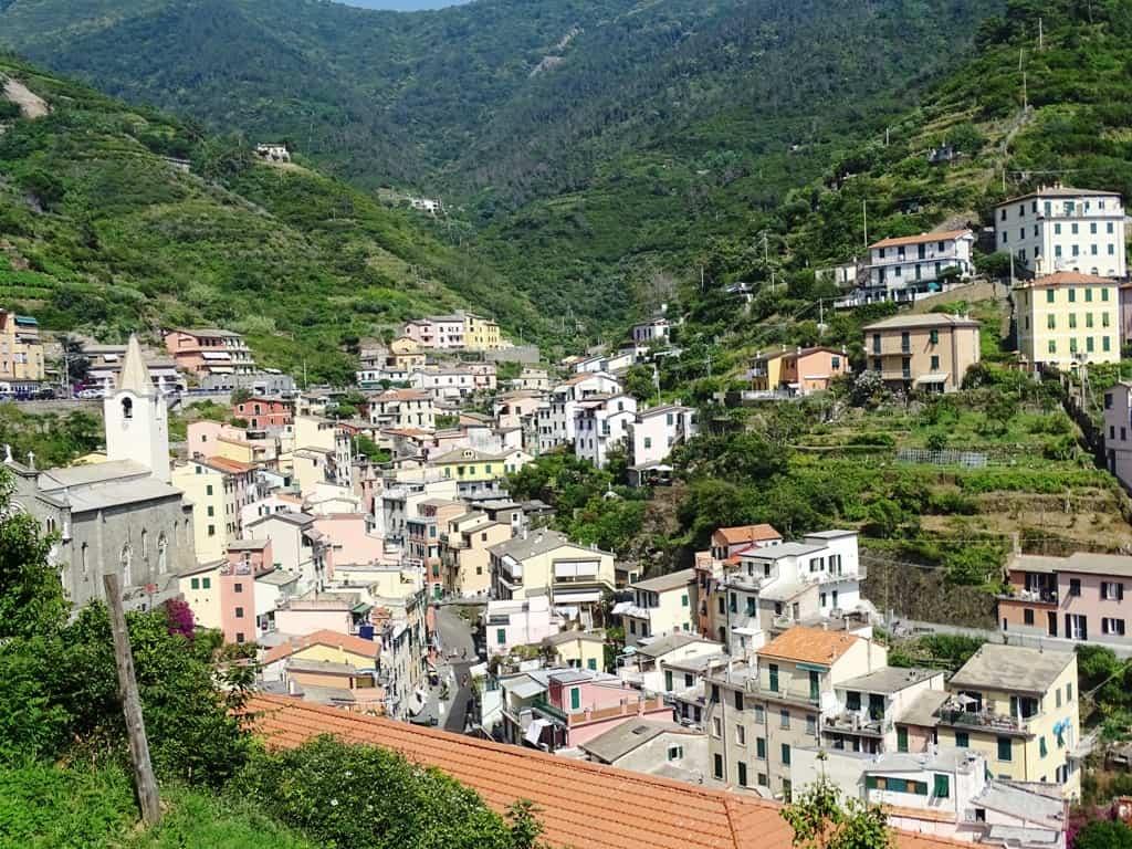 Riomaggiore 2 day Cinque Terre itinerary