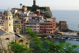 Vernazza - where to stay in Cinque Terre the best village