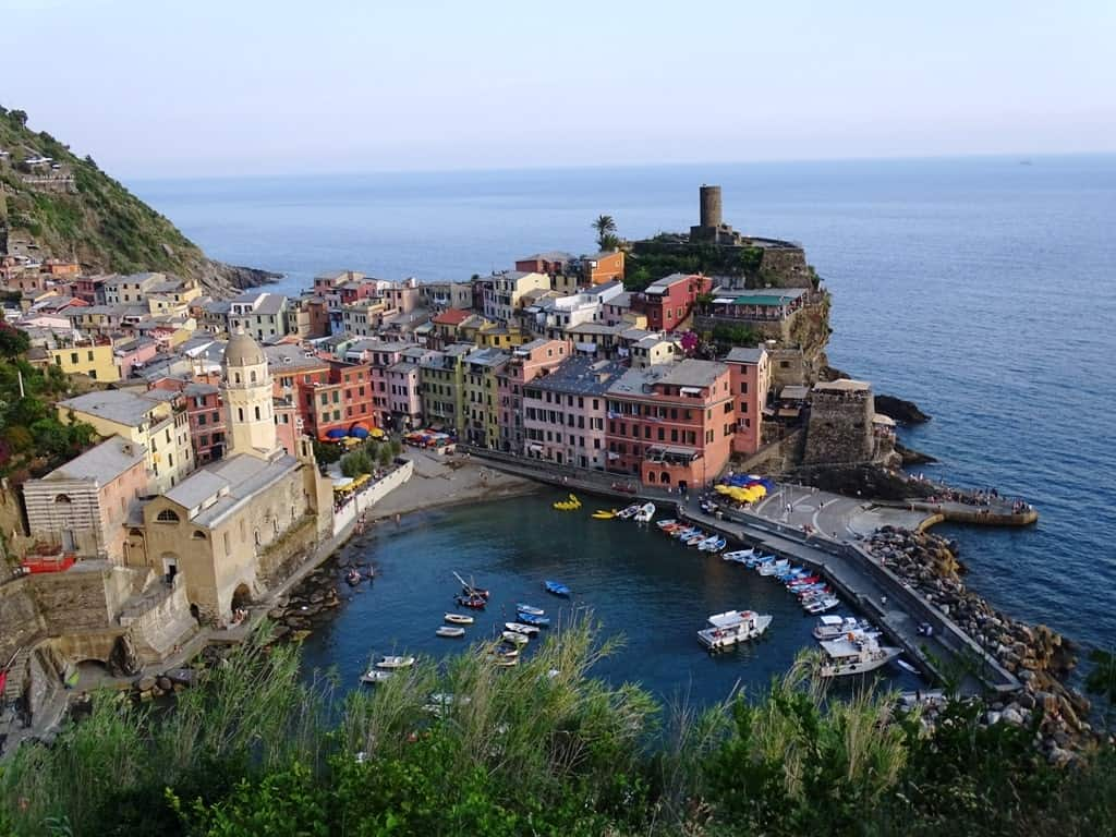 Vernazza - where to stay in Cinque Terre