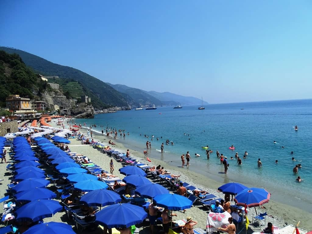 Monterosso al Mare - where to stay in cinque Terre