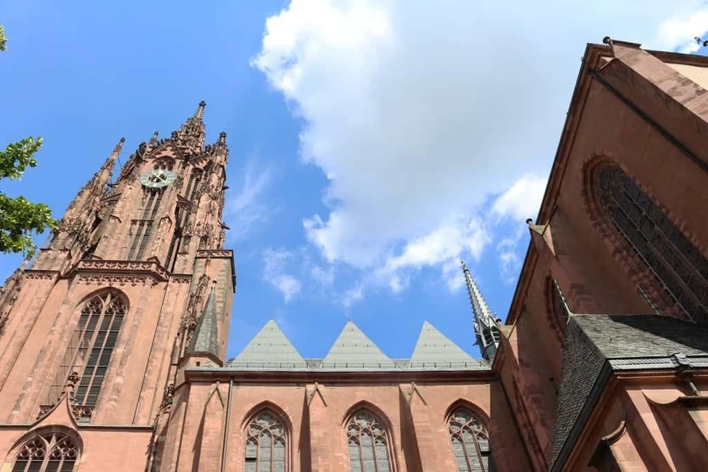 St. Bartholomew's Cathedral Frankfurt