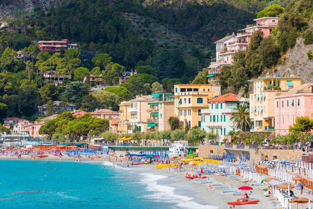 Monterosso al Mare - best area to stay in Cinque Terre