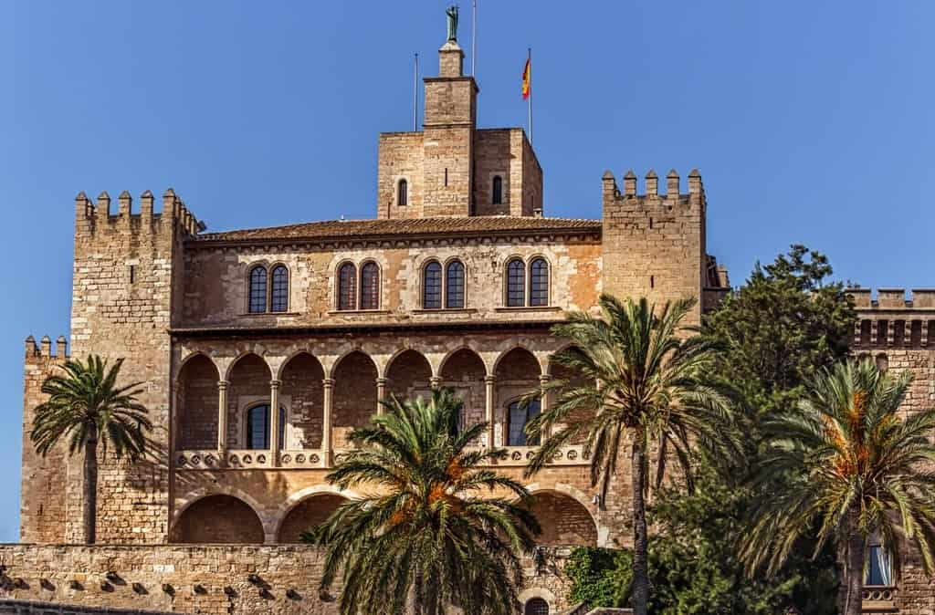 Royal Palace of La Almudaina - what to do in Palma