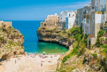 Polignano a Mare, Bari Province, Apulia (Puglia) - Southern Italy itinerary