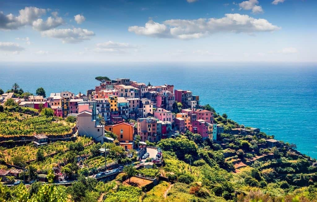 Corniglia - where to stay in Cinque Terre