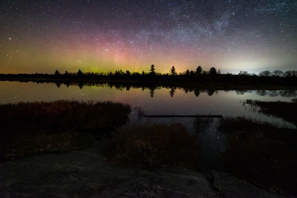 Torrance Barrens Northern Lights