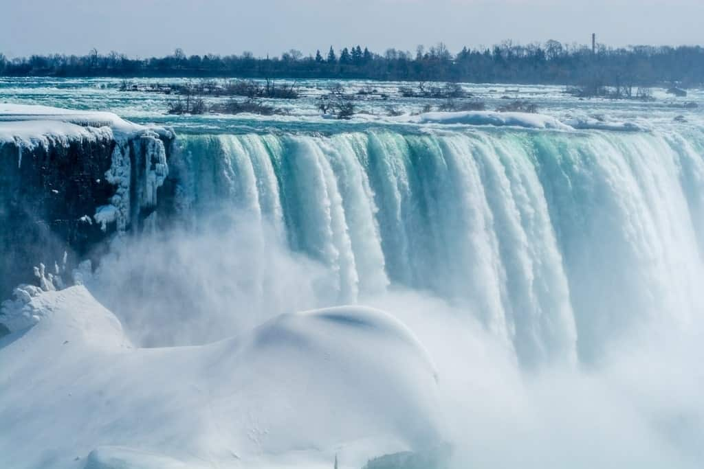 Niagara Falls - best places to visit in Ontario in winter