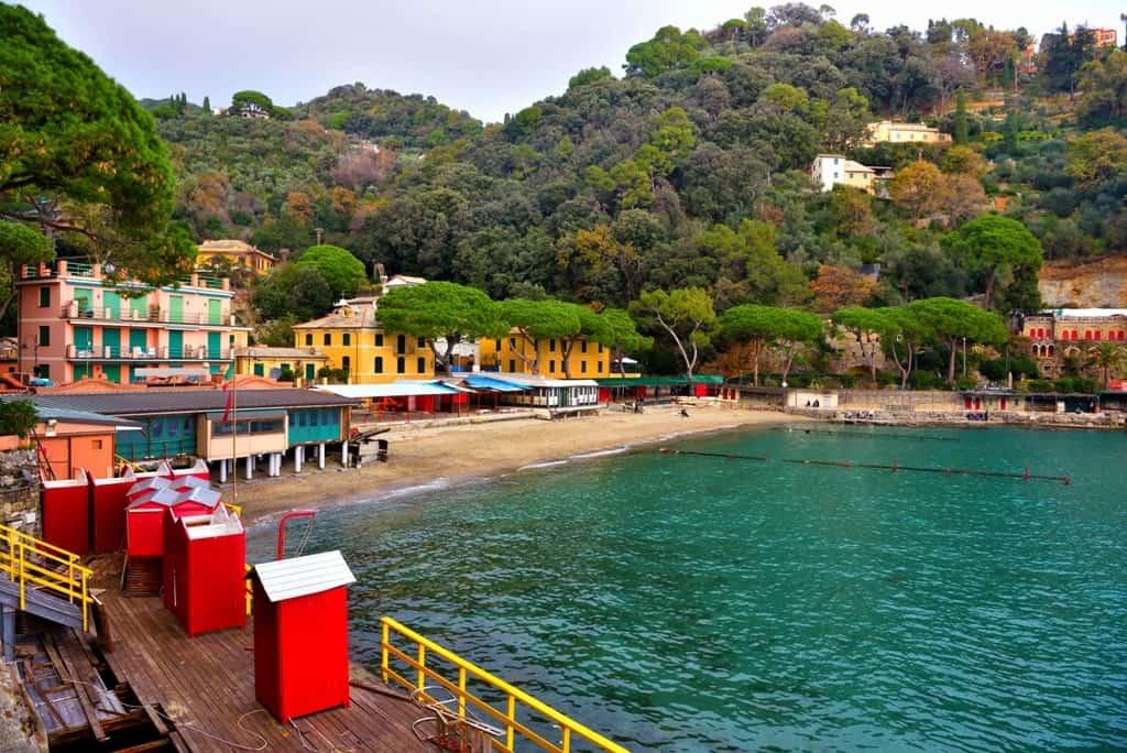 Paraggi Beach - things to do in Portofino