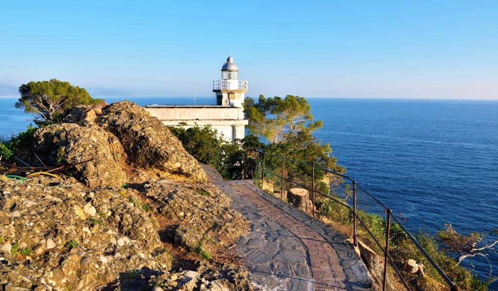 the lighthouse of Portofino - Things to do in Portofino Italy