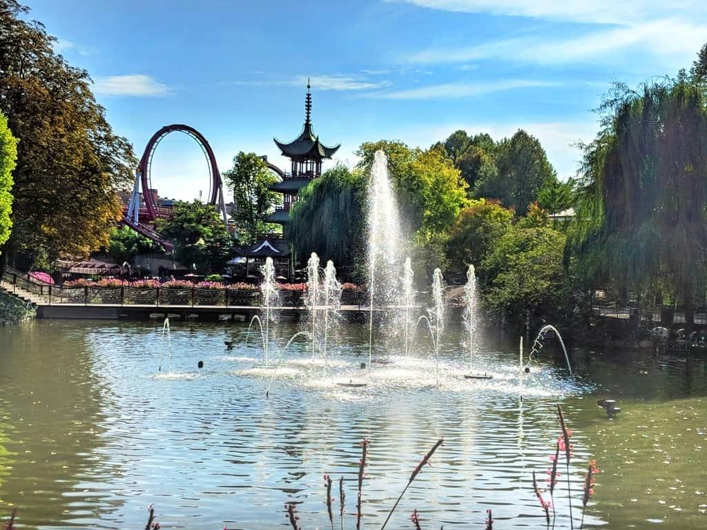 Tivoli gardens - Denmark