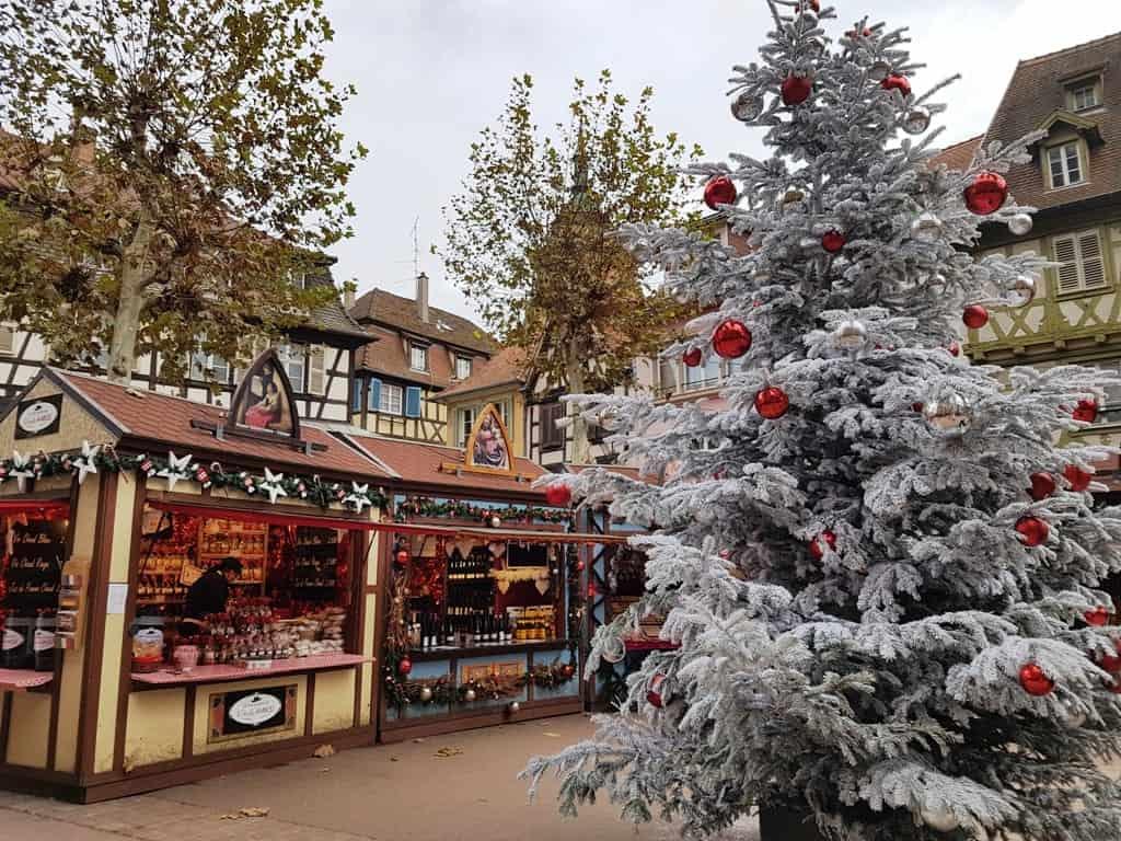 Colmar's Christmas Markets - winter in Colmar