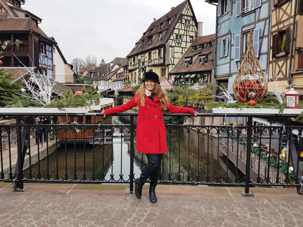 Tanner's district - Colmar in winter