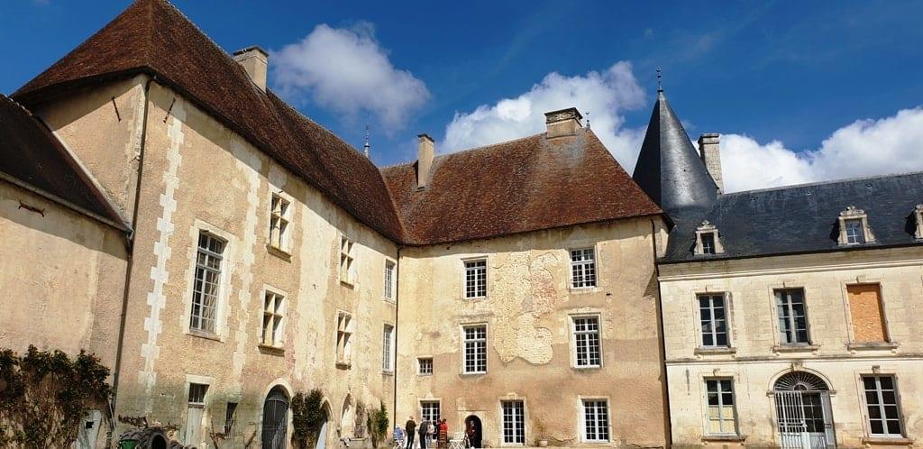 Château de Ricey-Bas.