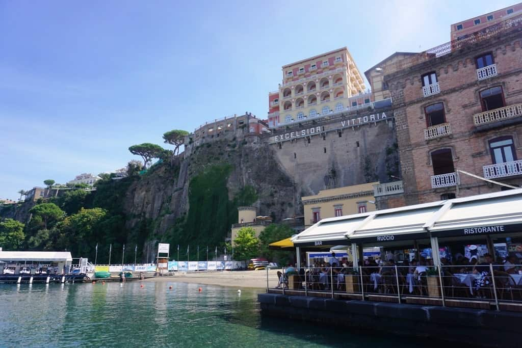 things to do Sorrento Italy