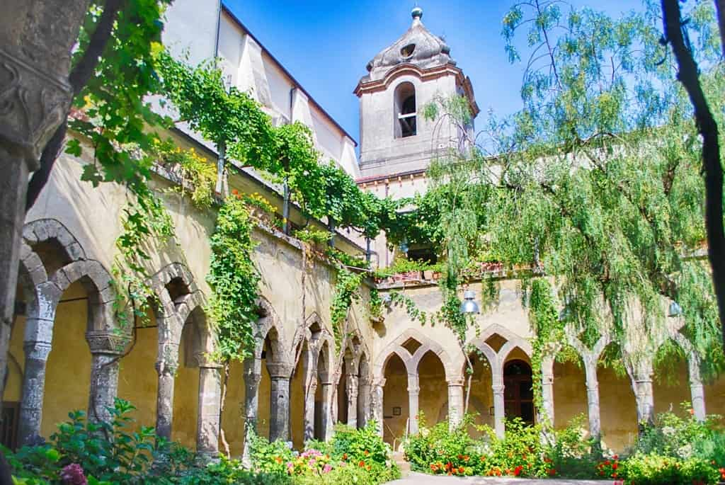 San Francesco d'Assisi Church in Sorrento - things to do in Sorrento