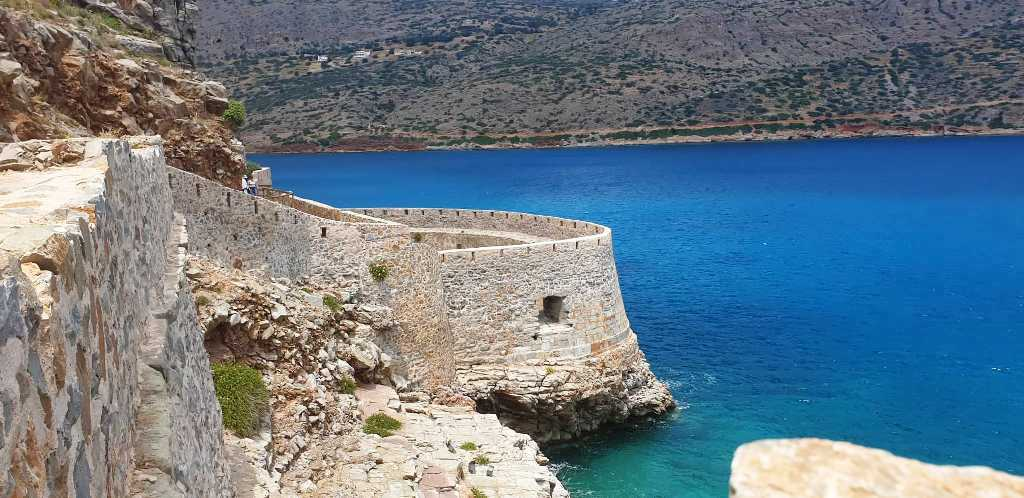 spinalonga crete