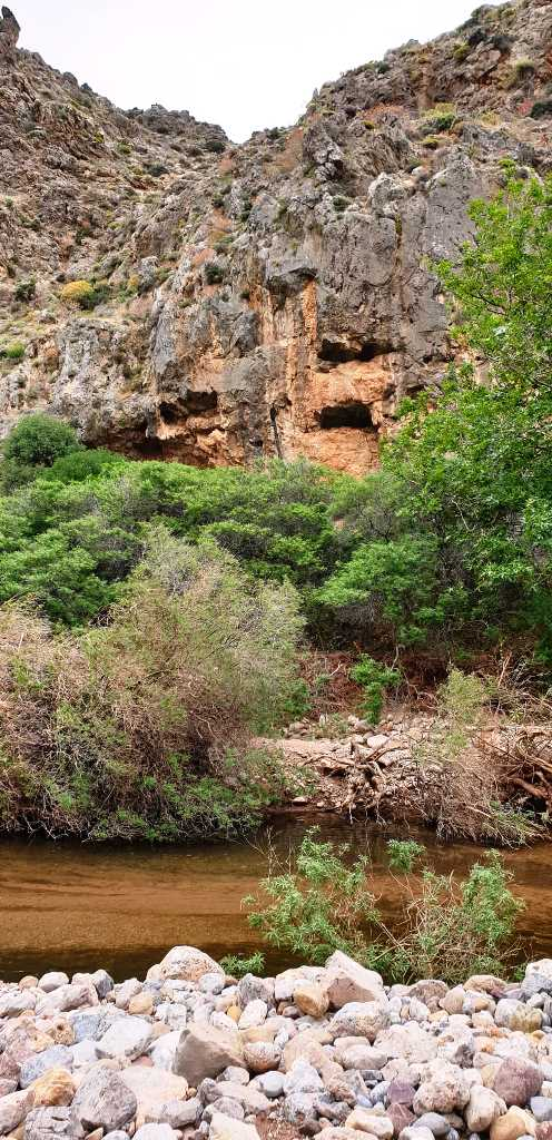 gorge of the dead Zakros