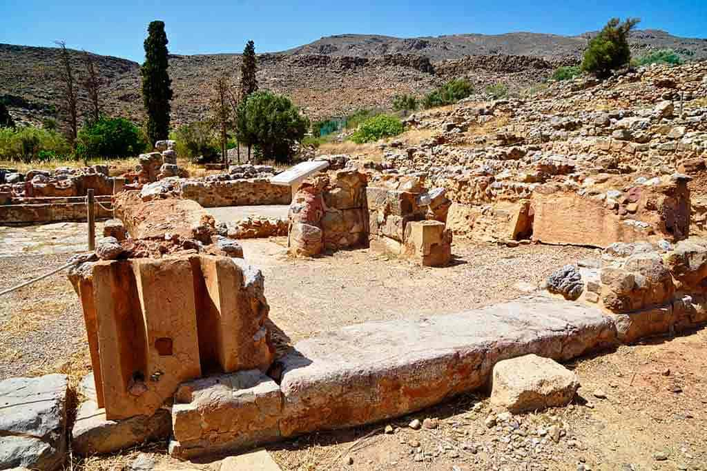 Archaeological site of Zakros