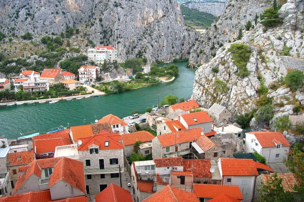 Cetina - best day trips from Split, crotia