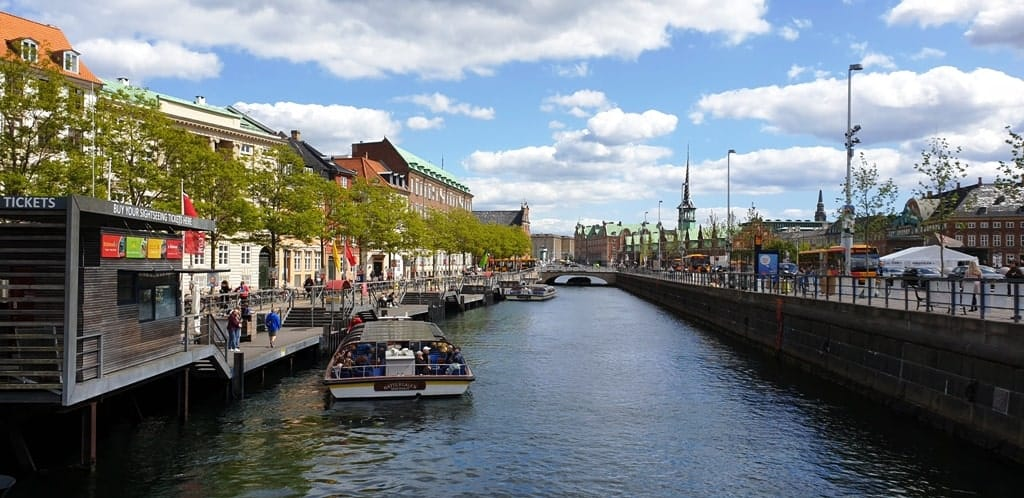 Canal Tour of Copenhagen - 2 day Copenhagen itinerary