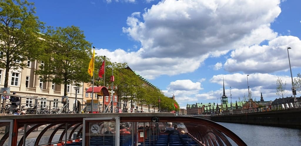 The Canal Tours - things to do in Copenhagn with children