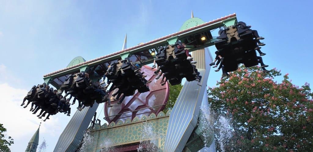Tivoli Gardens - Things to do In Copenhagen with kids