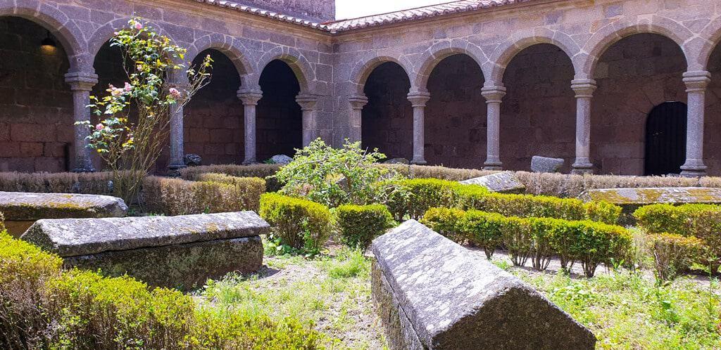 Monastery of Saint Peter of Cête 2