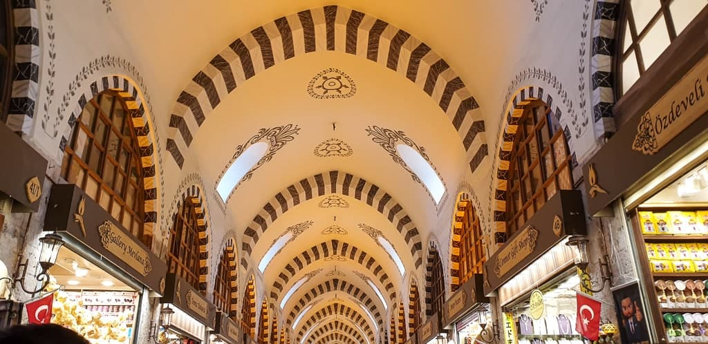 Th espice Bazaar Istanbul