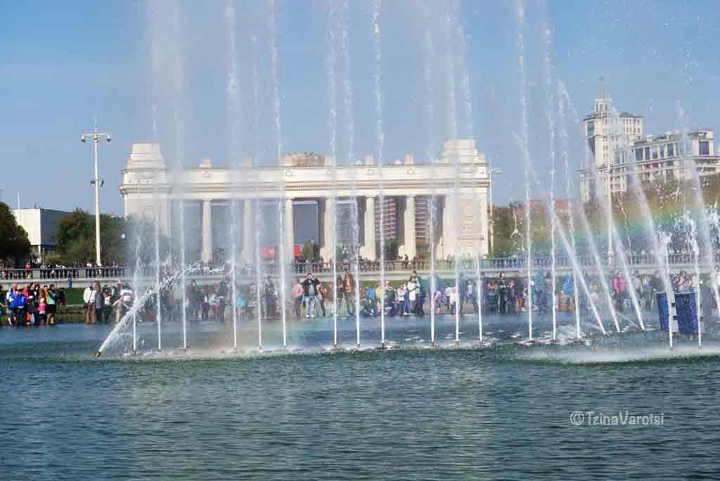 Gorgi Park in Moscow