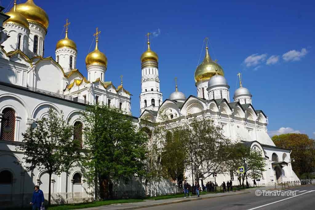 Kremlin's Gardens