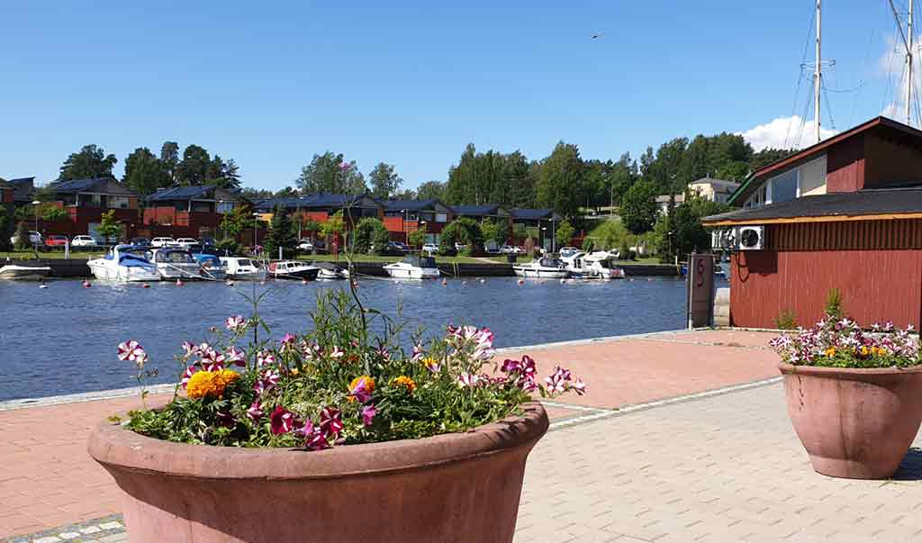 Beautiful-Porvoo-village