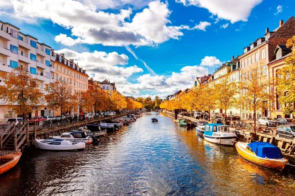 When to visit Copenhagen - autumn