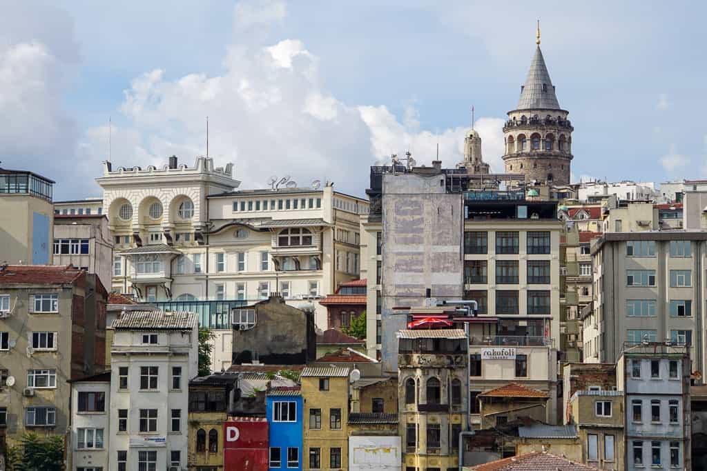 Galata Tower - 3 days in Istanbul