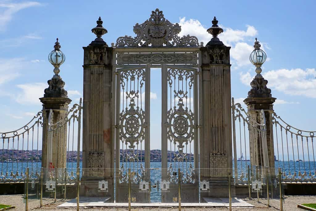 Dolmabahce Palace - Istanbul 3 day itinerary