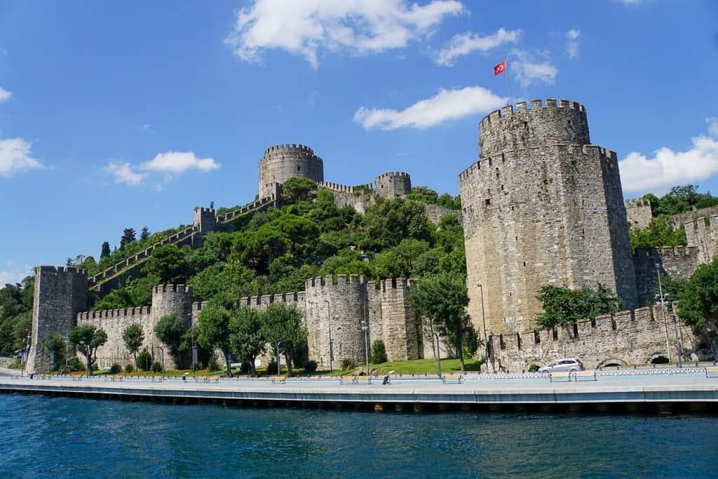 Bosphorus cruise - Istanbul itinerary