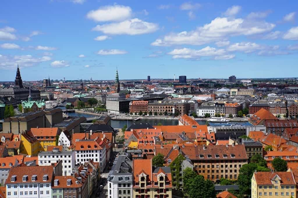 when to visit Copenhagen - summer