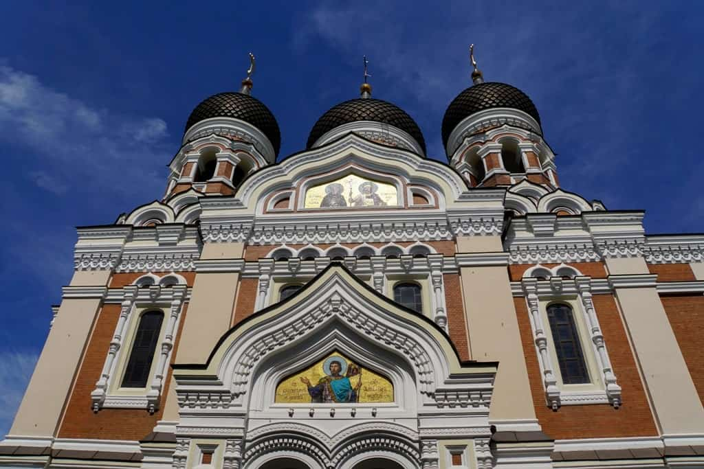 Alexander Nevsky Cathedral - 2 days in Tallinn