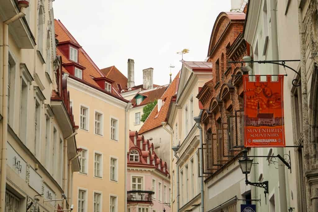 Tallinn Estonia - How to spend a weekend